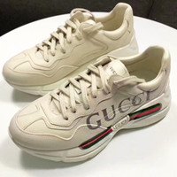Gucci Fashion Casual Print Big Logo Sport Running Sneakers Shoes G-ALS-XZ