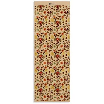 Wired Flower Gaiam Yoga Mat by Antepara