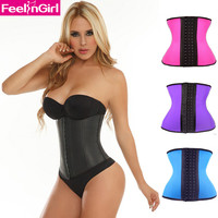 Rubber Latex Corset / Waist Trainer XXS-6XL