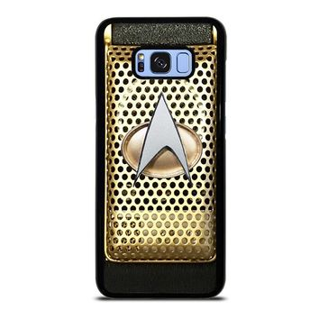 STAR TREK COMMUNICATOR Samsung Galaxy S8 Plus Case Cover
