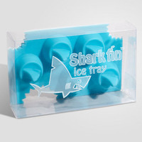 Shark Fin Ice Tray | Novelty Ice Cube Tray | fredflare.com