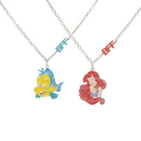 Disney The Little Mermaid BFF Necklace 2 Pack | Hot Topic