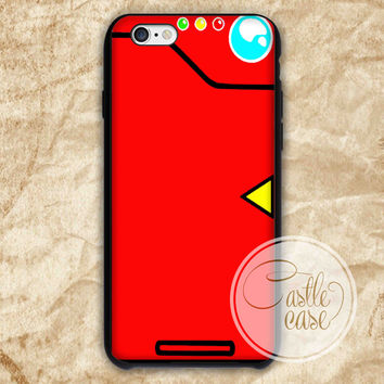Pokedex iPhone 4/4S, 5/5S, 5C Series Hard Plastic Case