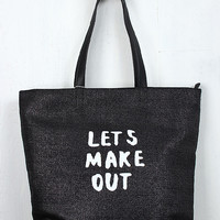 Lets Make Out Bag