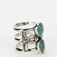 Spell & The Gypsy Collective Coyote Turquoise Cuff Ring