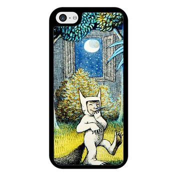 Max Where The Wild Things Are iPhone 5/5S/SE Case