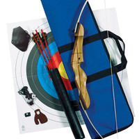 Full Product Info: 3Rivers Youth Recurve Bow & Arrow Kit