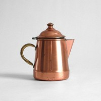 Antique Copper Teapot by Hindsvik on Etsy