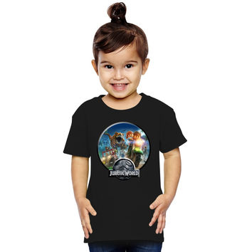 Lego Jurassic World Toddler T-shirt