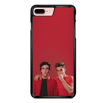 Dolan Twins Red iPhone 7 Plus Case