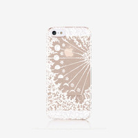 Moon iPhone 6 Case Clear iPhone 5 Case Paisley iPhone Case iPhone 6 Case Moon iPhone 5 Case Samsung Galaxy S6 Case Rubber iPhone Case