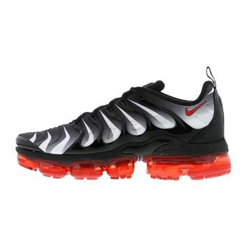 Nike Air VaporMax Plus Black Red Shark Tooth  f4021407d