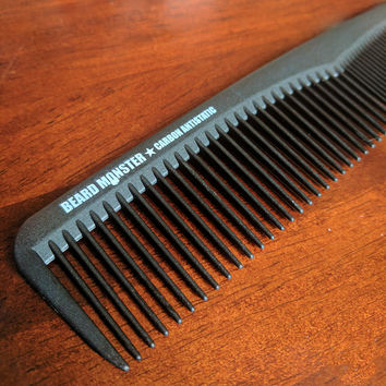 Beard Monster Carbon Comb