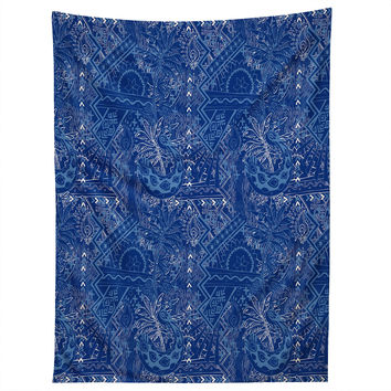 Geronimo Studio Blue Bombay Tapestry