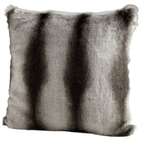Cyan Design Faux Chinchilla Pillow - 06537