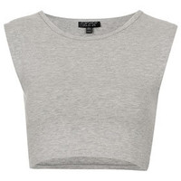 Basic Sleeveless Crop Top - New In This Week  - New In