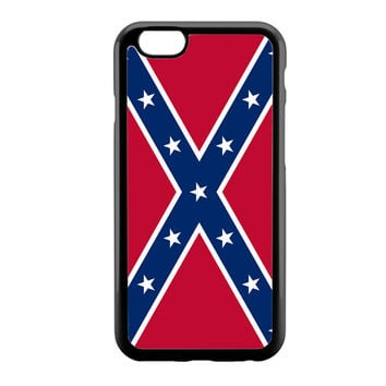 Confederate Rebel Flag iPhone 6 Case