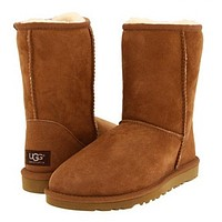 UGG Classic Boots Wool Fur Boots Half Boots Shoes