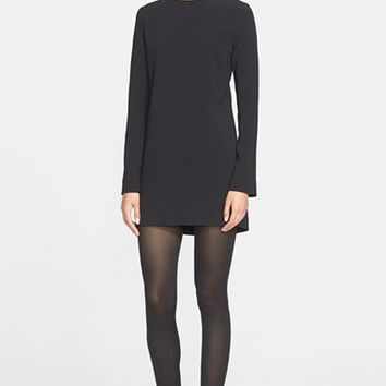 Women's Helmut Lang Stretch Woven Shift Dress,