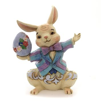 Jim Shore Easter Bunny Mini Easter & Spring Figurine