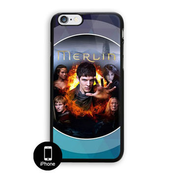 Merlin Wizard iPhone 5/5S Case