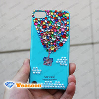 UP bling ipod 5 case iphone 5 case iphone 4 case samsung galaxy s4 case note3 s3 case iphone 5s case bling crystal iphone 4s accessories