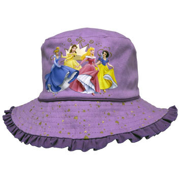 Disney Princesses - Elegant Princess Lavender Bucket Cap