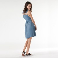 Vans Lou Dress (Chambray)
