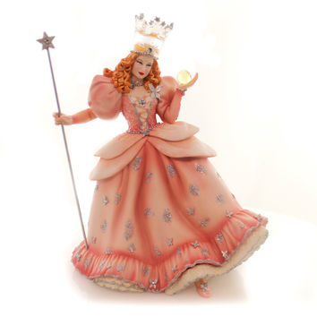 Wizard Of Oz Glinda The Good Witch Figurine