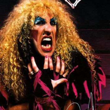 Twisted Sister Poster Standup 4inx6in