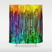 :: Cheers :: Shower Curtain by :: GaleStorm Artworks ::