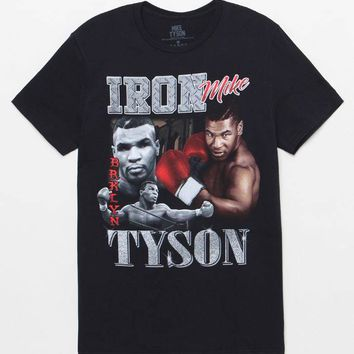 Mike Tyson Collage T-Shirt at PacSun.com