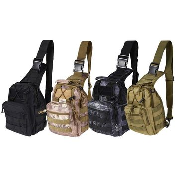 600D Military Tactical Backpack Shoulder Bag