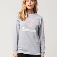 DIAMOND SUPPLY CO. OG Sign Womens Tee | Graphic Tees