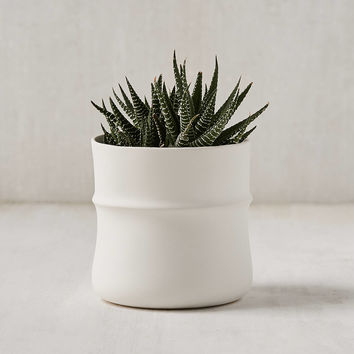 "Ridge 4"" Planter 