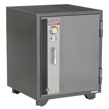 First Alert 2575F 2 Hour Steel Fire Safe With Combination Lock