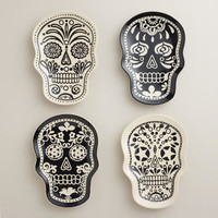 Muertos Plates, Set of 4 | World Market