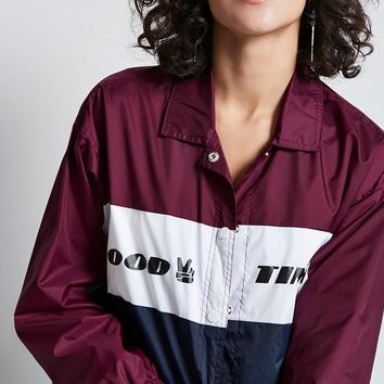 Good Times Windbreaker