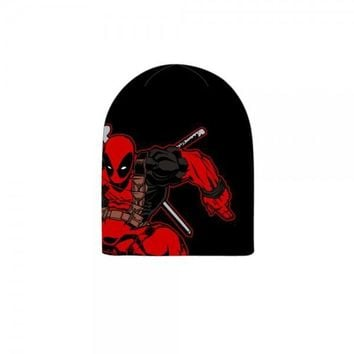 MPB Deadpool Welt Knit Jacquard