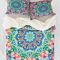 Lisa Argyropoulos for DENY Inspire Oceana Duvet Cover- Turquoise
