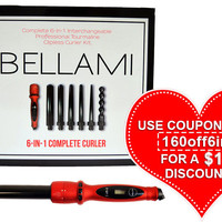 Bellami Styling Products | Clip-In Hair Extensions | Professional Hair Styling Tools | Haircare by BELLAMI Hair