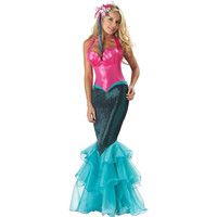 InCharacter Costumes Womens Halloween Party Mermaid Costume