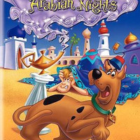 Scooby Doo In Arabian Nights