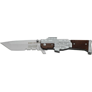 Tac Force TF-798SW Assisted Opening Knife 4.5in Closed