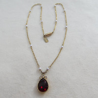1928 Vintage Inspired Necklace