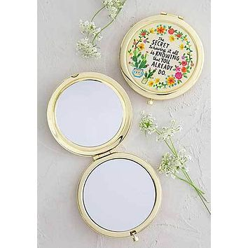 Compact Mirror: The Secret to Having