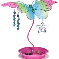 Three Cheers for Girls 68206 Butterfly Jewelry Holder