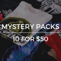 10 Tees For $50 - Assorted