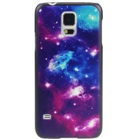 TOOPOOT(TM) Star Galaxy Pattern Hard Case Cover For Samsung Galaxy S5 I9600 G900
