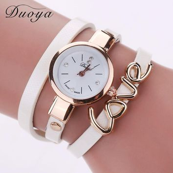 Love Bracelet Wrist watch